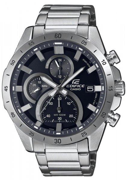 Zegarek męski Casio edifice EFR-571D-1AVUEF - duże 1