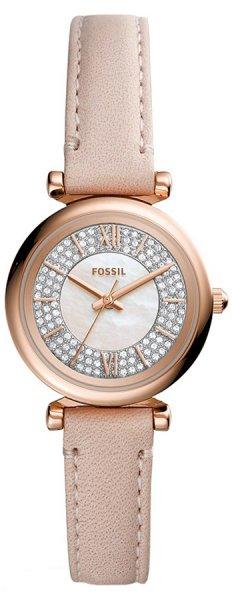 Zegarek damski Fossil carlie ES4839 - duże 1