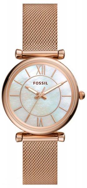 Zegarek damski Fossil carlie ES4918 - duże 1