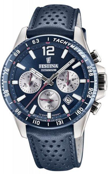 Festina F20521-2 Titanium Titanium Sport Chrono Sapphire