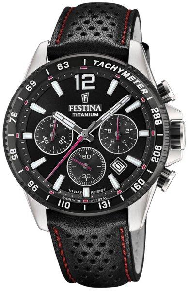 Festina F20521-4 Titanium Titanium Sport Chrono Sapphire