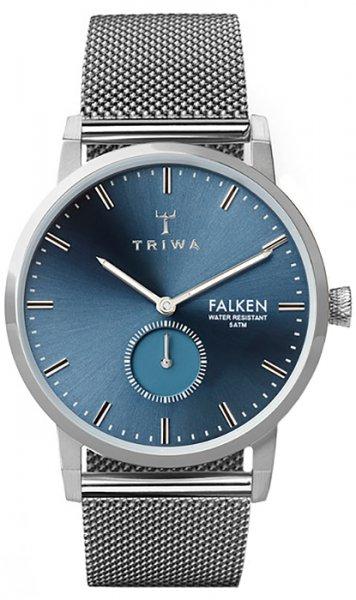 Triwa FAST121-ME021212 Falken BLUE RAY FALKEN - STEEL MESH