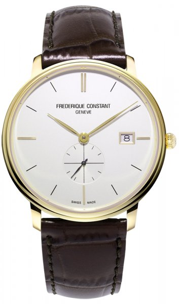 Frederique Constant FC-245V4S5 Slimline SLIMLINE GENTS SMALL SECONDS