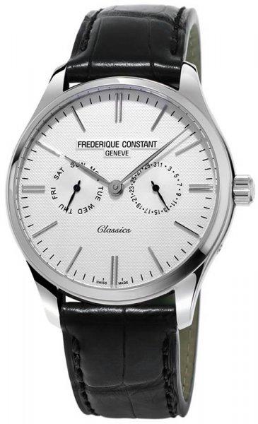 Frederique Constant FC-259ST5B6 Classics CLASSICS GENTS QUARTZ