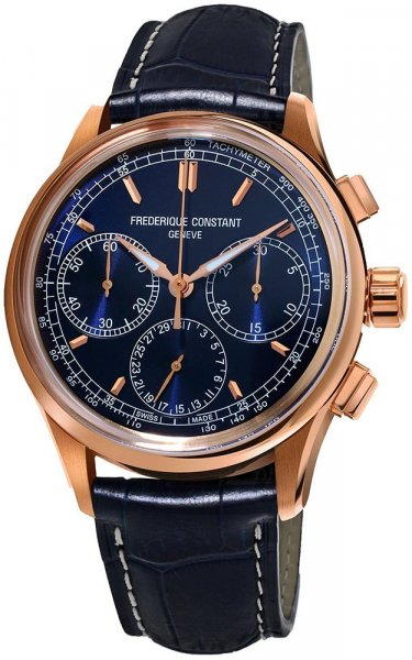 Frederique Constant FC-760N4H4 Manufacture FLYBACK CHRONOGRAPH MANUFACTURE