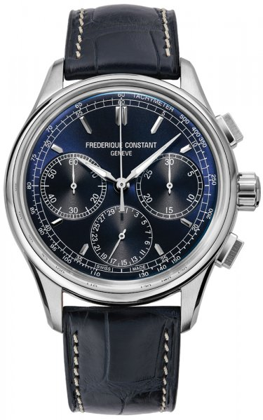 Frederique Constant FC-760N4H6 Manufacture FLYBACK CHRONOGRAPH MANUFACTURE