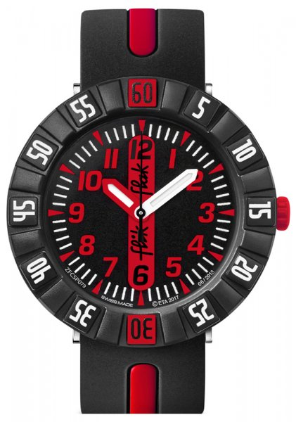 Flik Flak FCSP079 Power Time RED AHEAD