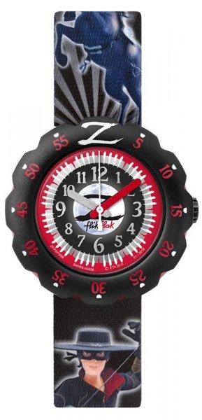 Zegarek Flik Flak ZORRO - dla dziecka
