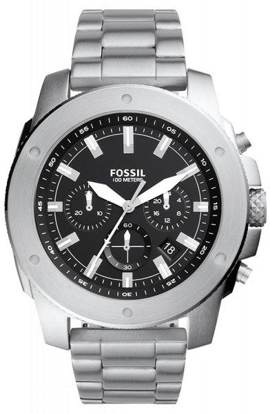 Zegarek męski Fossil machine FS5716 - duże 1
