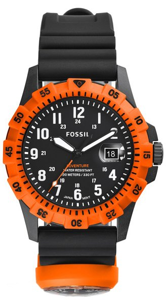 Zegarek męski Fossil fb-adventure FS5733 - duże 1