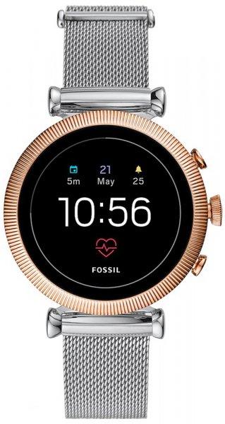 Fossil Smartwatch FTW6043 Fossil Q Gen 4 Smartwatch Sloan HR