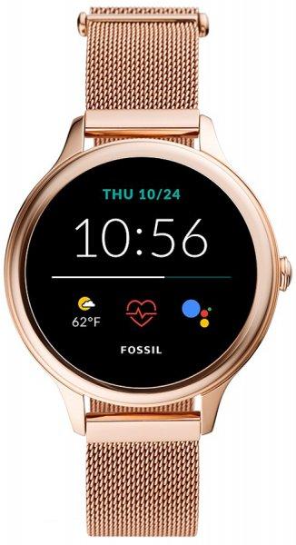 Fossil Smartwatch FTW6068 Fossil Q GEN 5E SMARTWATCH - ROSE GOLD