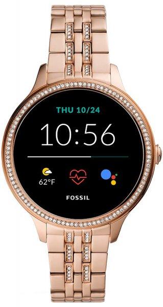 Fossil Smartwatch FTW6073 Fossil Q GEN 5E SMARTWATCH - ROSE GOLD