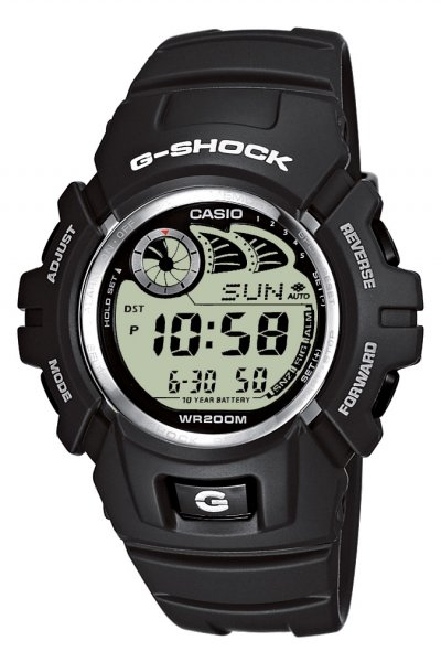 G-Shock G-2900F-8VER G-SHOCK Original Power Zone