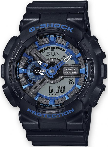 G-Shock GA-110CB-1AER G-SHOCK Original COOL BLUE