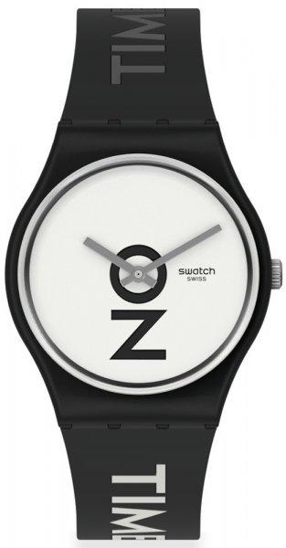 Zegarek unisex Swatch originals GB328 - duże 1