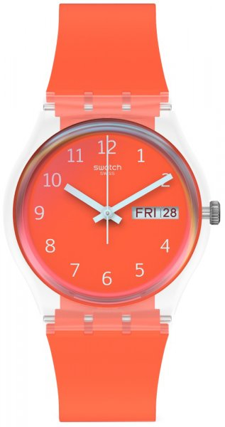 Zegarek damski Swatch originals GE722 - duże 1