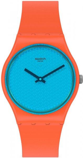 Swatch GO121 Originals URBAN BLUE