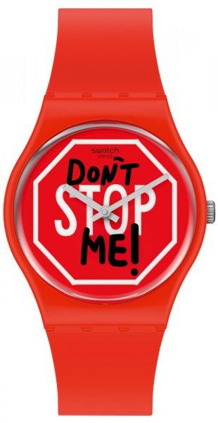 Zegarek unisex Swatch originals GR183 - duże 1
