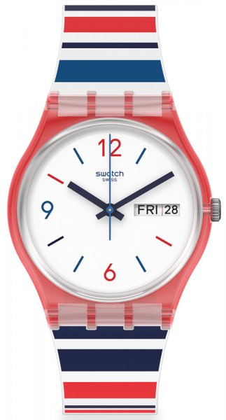 Zegarek Swatch GR712 - duże 1