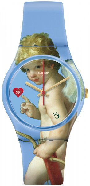 Swatch GZ414 Originals FLECHE DAMOUR