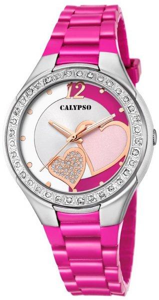 Zegarek Calypso K5679-G - duże 1