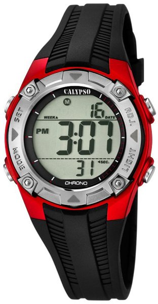 Zegarek Calypso K5685-6 - duże 1