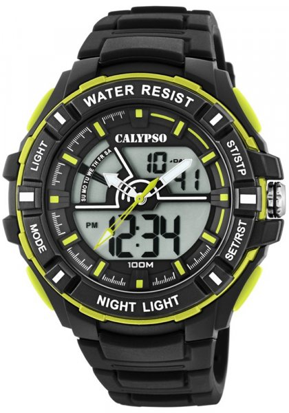Calypso K5769-4 Versatile For Man