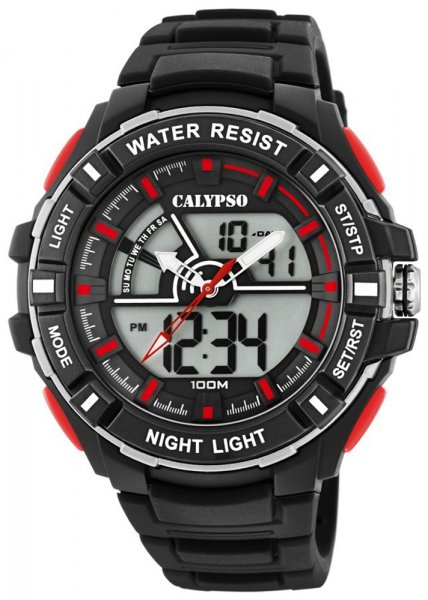 Zegarek Calypso K5769-6 - duże 1