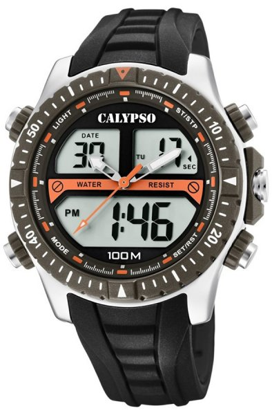 Calypso K5773-1 Versatile For Man