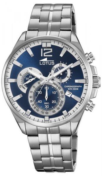 Zegarek Lotus L10136-2 - duże 1