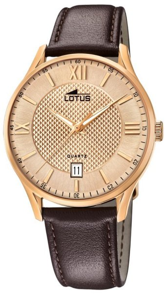 Zegarek Lotus L18404-B - duże 1
