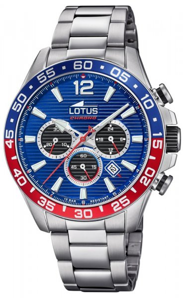 Zegarek Lotus L18696-1 - duże 1