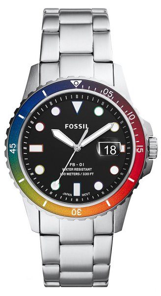 Zegarek Fossil LE1108 - duże 1