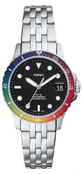 Zegarek Fossil LE1111 - duże 1