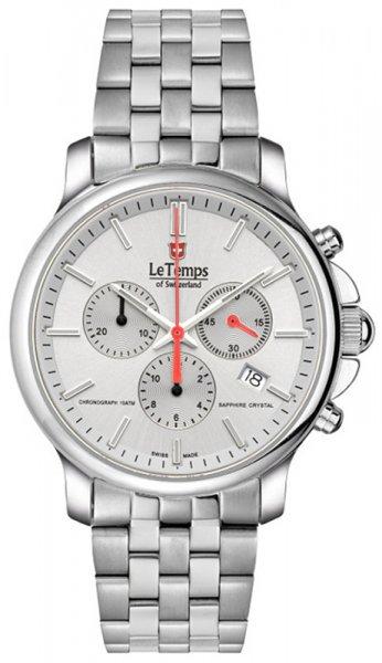 Zegarek Le Temps ZAFIRA CHRONO - męski