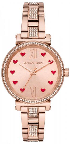 Zegarek damski Michael Kors sofie MK4457 - duże 1