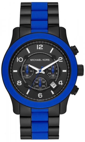 Zegarek męski Michael Kors runway MK8756 - duże 1