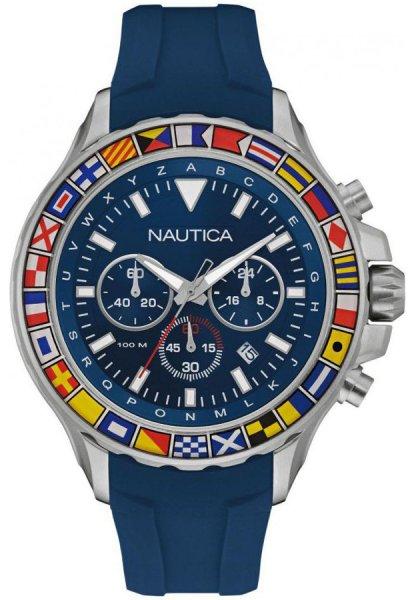Zegarek męski Nautica pasek NAD19562G - duże 1