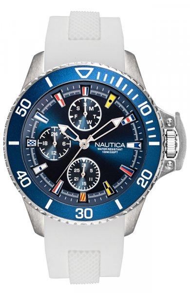 Zegarek męski Nautica pasek NAPBSP902 - duże 1