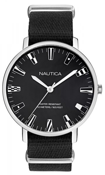 Zegarek męski Nautica pasek NAPCRF901 - duże 1