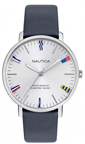 Zegarek męski Nautica pasek NAPCRF911 - duże 1