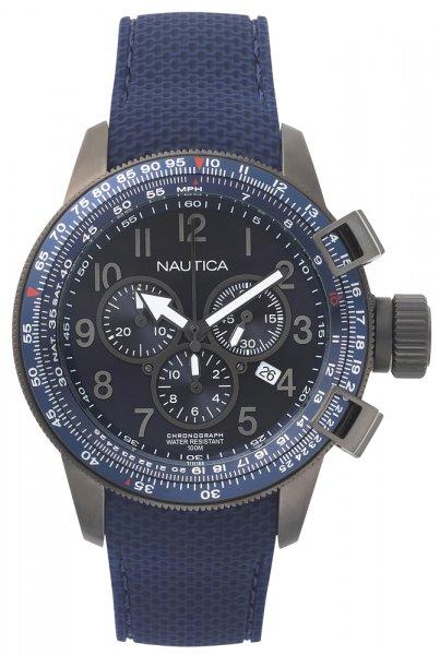 Zegarek męski Nautica pasek NAPGLY001 - duże 1