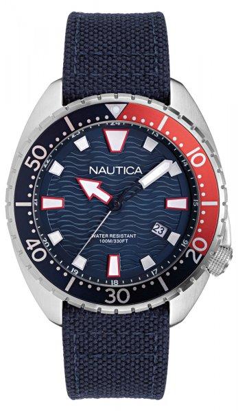Zegarek męski Nautica pasek NAPHAS905 - duże 1