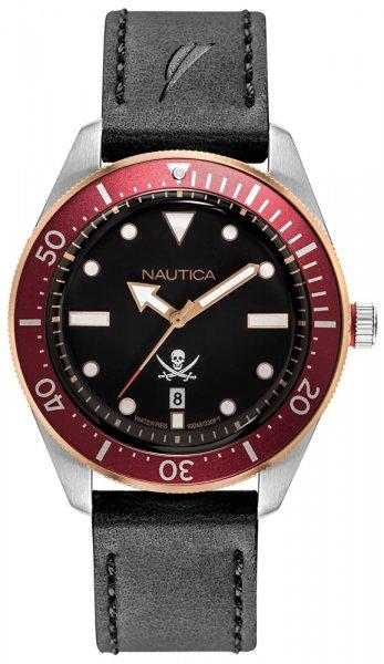 Zegarek męski Nautica pasek NAPHCP904 - duże 1