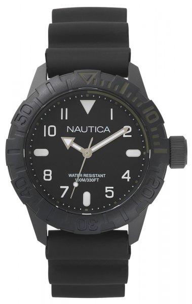 Zegarek męski Nautica pasek NAPOUB001 - duże 1