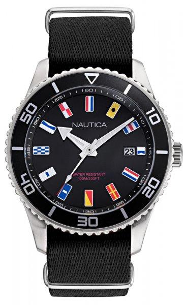 Zegarek męski Nautica pasek NAPPBF910 - duże 1