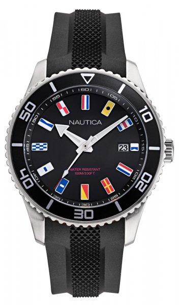 Zegarek męski Nautica pasek NAPPBF913 - duże 1