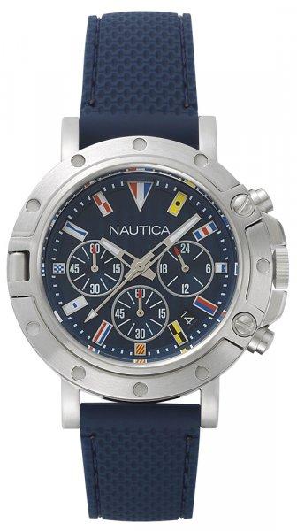 Zegarek męski Nautica męskie NAPPRH007 - duże 1