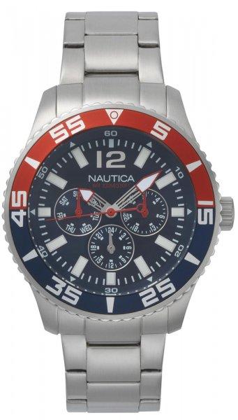 Zegarek męski Nautica bransoleta NAPWHC002 - duże 1